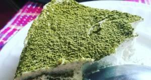 Cheese Cake Green Tea