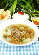 Resep Soto Bandung Daging Sapi : resep, bandung, daging, Resep, Daging, Bening, Bandung, Sederhana, Rumahan, Cookpad