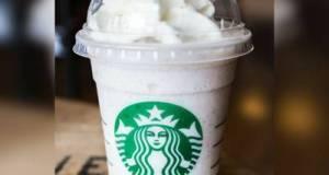Starbucks Vanilla Bean Frappé