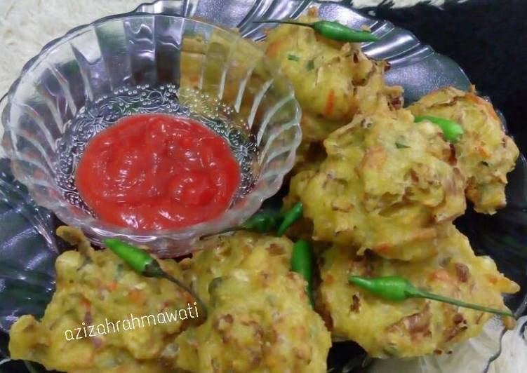 Bakwan (tepung sasa)