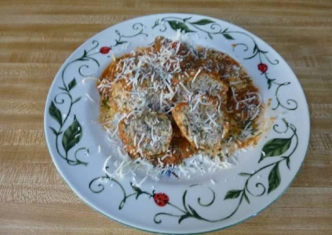 Easy Italian Ricotta Cheese Meatballs