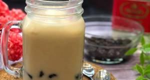 Bobba Thai Tea ala Tiger Kitchen