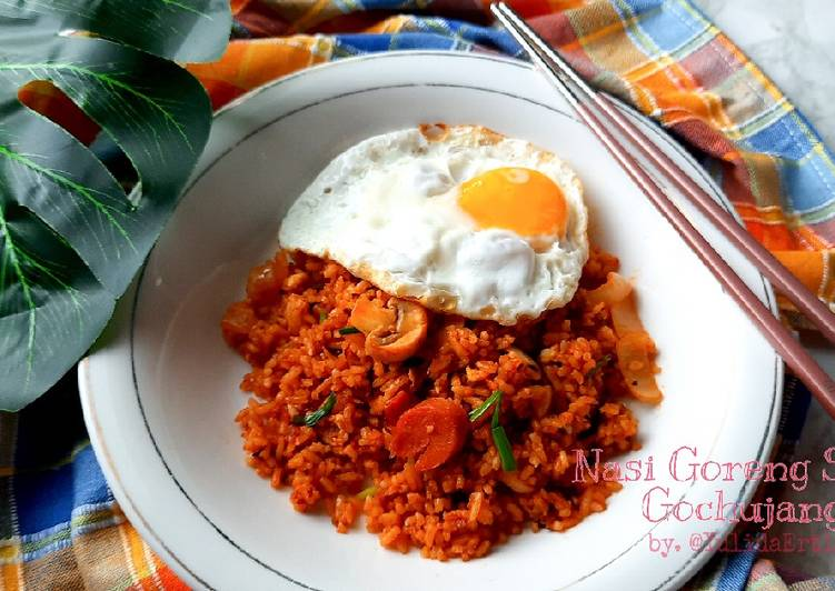 Nasi Goreng Saus Gochujang