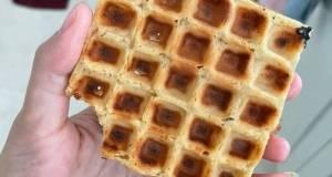 Waffle Gluten dan Dairy Free