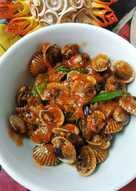 Resep Kerang Saus Padang : resep, kerang, padang, Resep, Kerang, Padang, Pedas, Sederhana, Rumahan, Cookpad