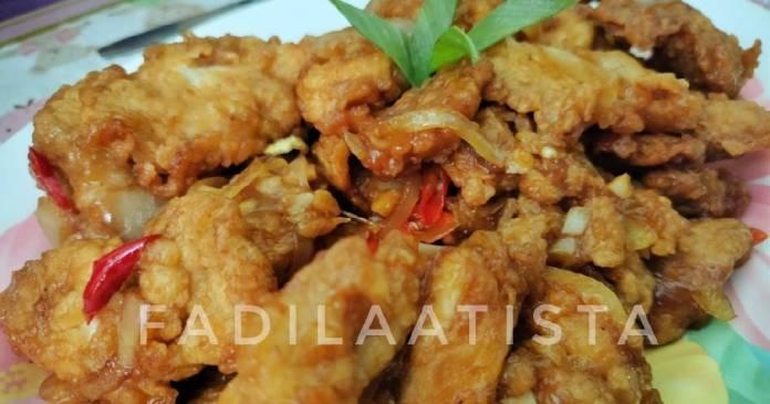182 Resep Ayam Goreng Crispy Mentega Enak Dan Sederhana Ala Rumahan Cookpad