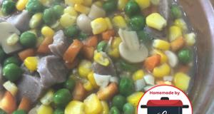 Tumis Capcay Kacang Polong Jamur Jagung Baso #homemadebylita