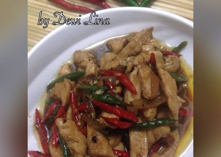 Chicken Chilli Teriyaki