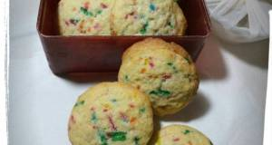 Jeruk Nipis Cookies Pelangi