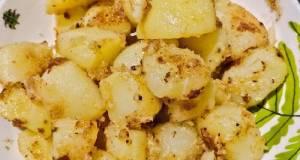 Buttered Garlic Potato