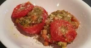 Stuffed Tomatoes (Vegan/Vegetarian/Clean Eating)