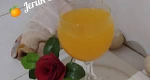 Minuman Jeruk Segar