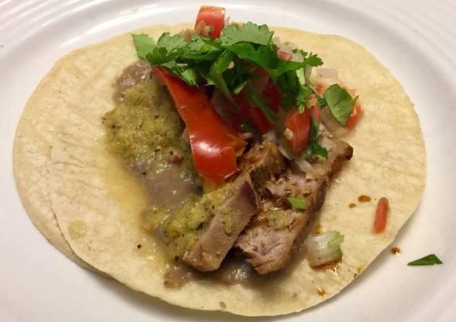 Tacos de Carnes Sudadas