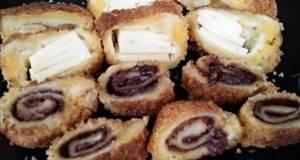 Roti Goreng Coklat Keju
