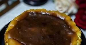 Brownies Burn Cheesecake