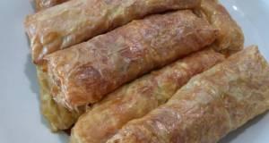 腐竹烧卷 Beancurd Hot Roll