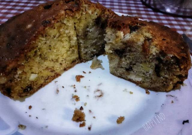 Banana Bread Simpel Antigagal