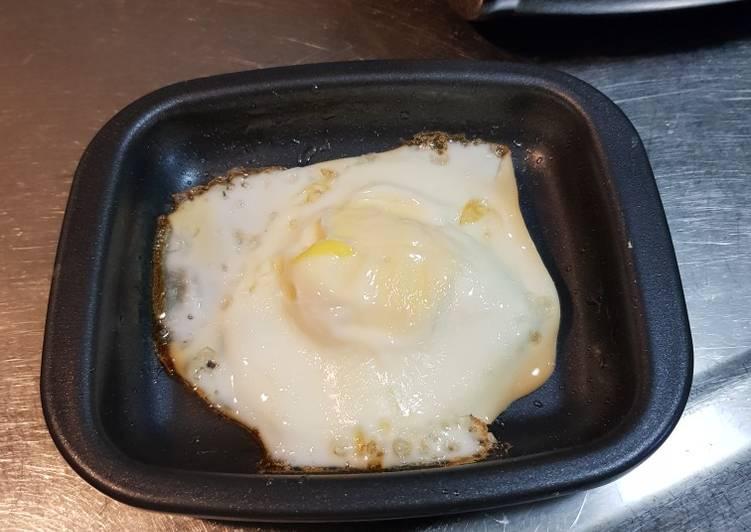 氣炸鍋做荷包蛋食譜 by 賴美美 - Cookpad
