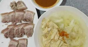 Pork Belly Soup