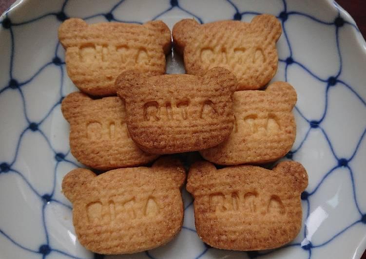 Rita 發表的 手工餅乾 食譜 - Cookpad