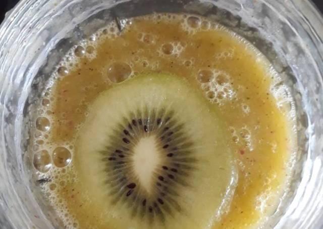Jus Sehat Kiwi Apel Jeruk Mint
