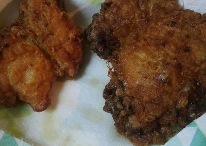 Tuscany-Jewish Fried Chicken