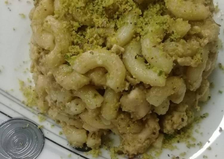 Pistachio Pasta