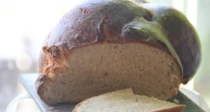 Butterzopf Brot