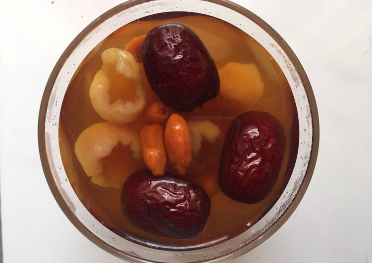 American Gingseng With Red Dates Drinks
