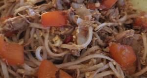 Sweet Chicken Noodles