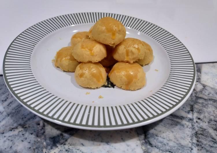 Pan Baked Fruit Jam Tart