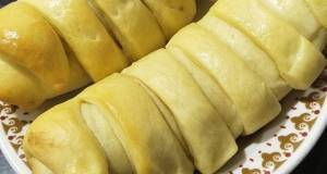 Roti Pisang Coklat Lembut Enak 👍