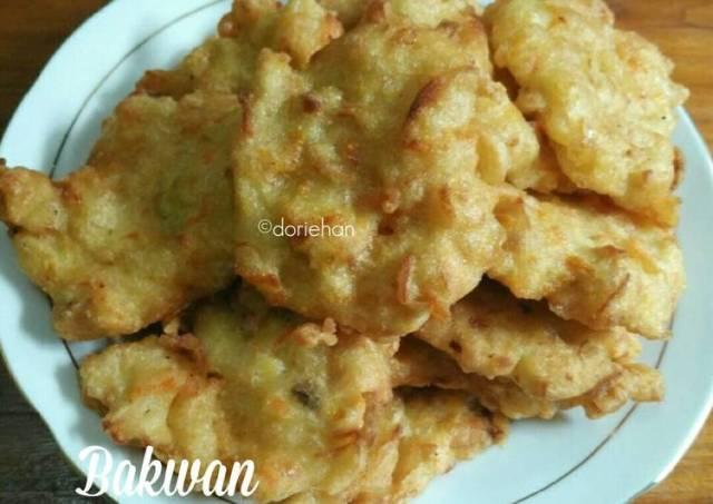 Bakwan Ayam Wortel