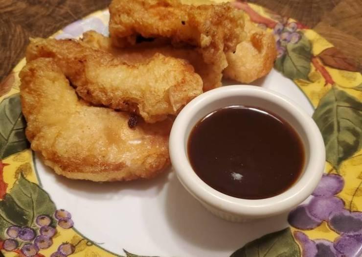 Brad's chicken katsu
