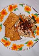Kalori Tempe Mendoan : kalori, tempe, mendoan, Resep, Cemilan, Tempe, Sederhana, Rumahan, Cookpad