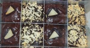 Brownies Panggang dari Tepung Mocaf-Gula Aren