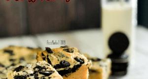 Cookies N' Cream Brownies #SyedMunawwar