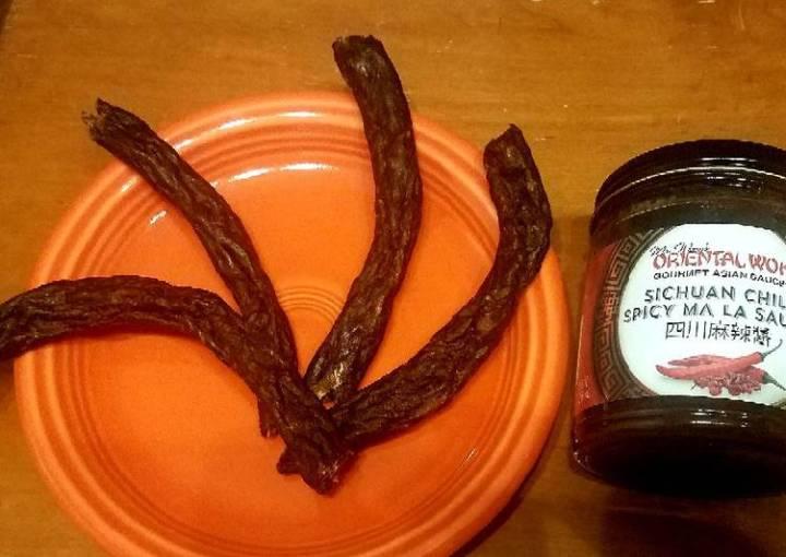 Sichuan Jerky