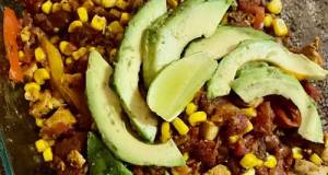 One Pot Taco Casserole Mix