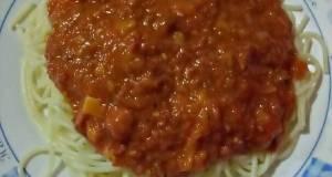Spagheti Bolognise ala anak Kost