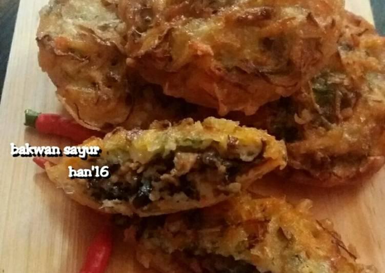Bakwan Sayur [OTE-OTE] Special