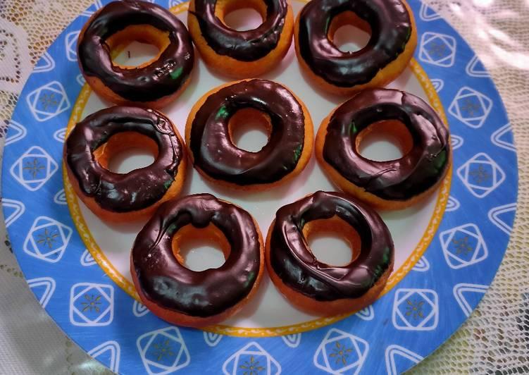 Donut Pisang mini
