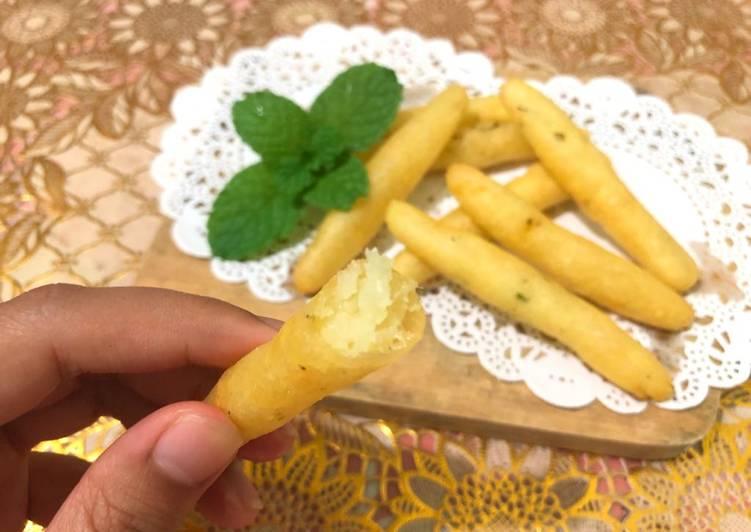 Stick kentang keju 🥔🧀