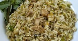 Nasi Goreng Cabe Hijau #week27