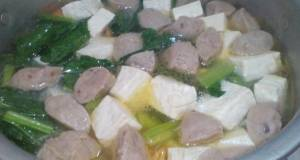 Sup tahu bakso segerrr