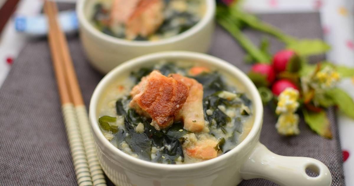鮭魚粥 食譜,作法共35個 - 全球最大料理網站 - Cookpad