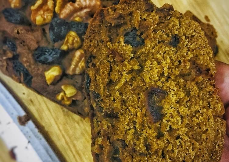 Gluten free Coffee Cinnamon Loaf