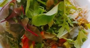 Healthy Vegetable  Tofu Ramen