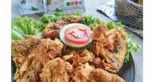 Ayam Goreng Ungkep Kriuk Praktis