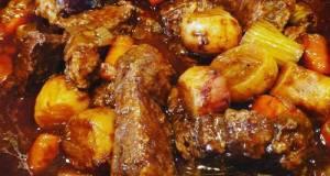 Low Carb Braised Beef Stew